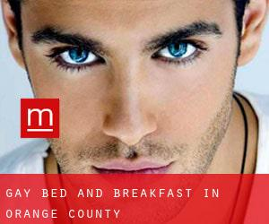 Gay Bed and Breakfast in Orange County