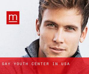 Gay Youth Center in USA